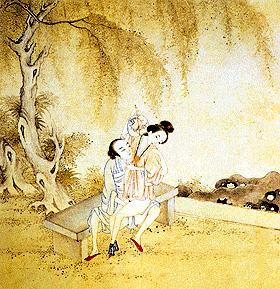 中国性文化博物馆的经典独白之一(图)-,女生片段展品部分图片